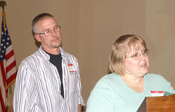 2008 Awards: Mike and Cathy Greer