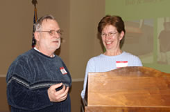 2008 Awards: Bob and Mary Lenaway