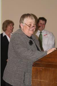 2008 Awards: Laura Matschikowski