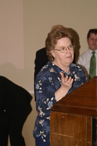 2008 Awards: Peggy Snow