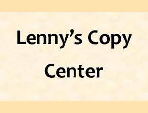 cff lenny's copy shop
